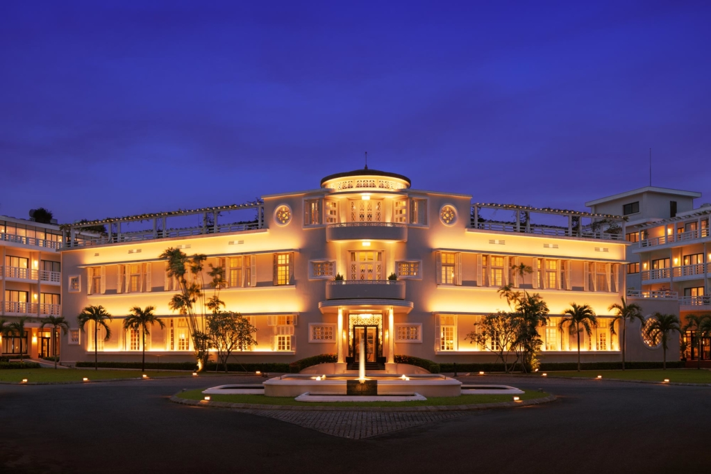 Exterior Luxury Hotel Photographer Adrian Kilchherr Vietnam Asia Europe Wordwide