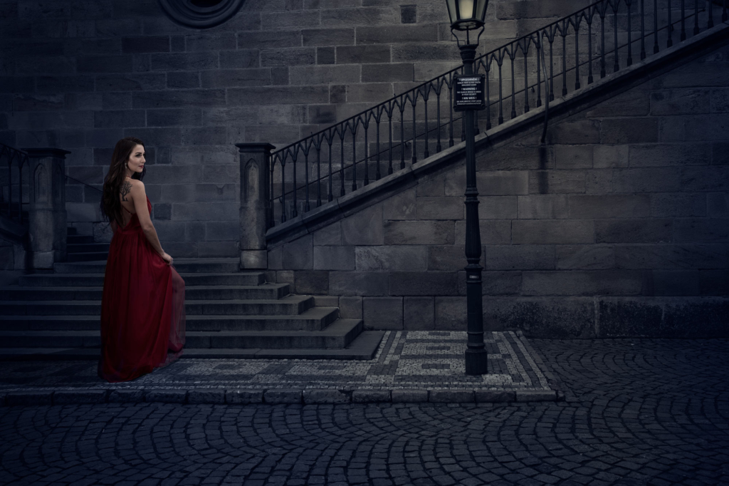 Composite Photography Prague by Adrian Kilchherr, Commercial Photographer and Retoucher Switzerland.