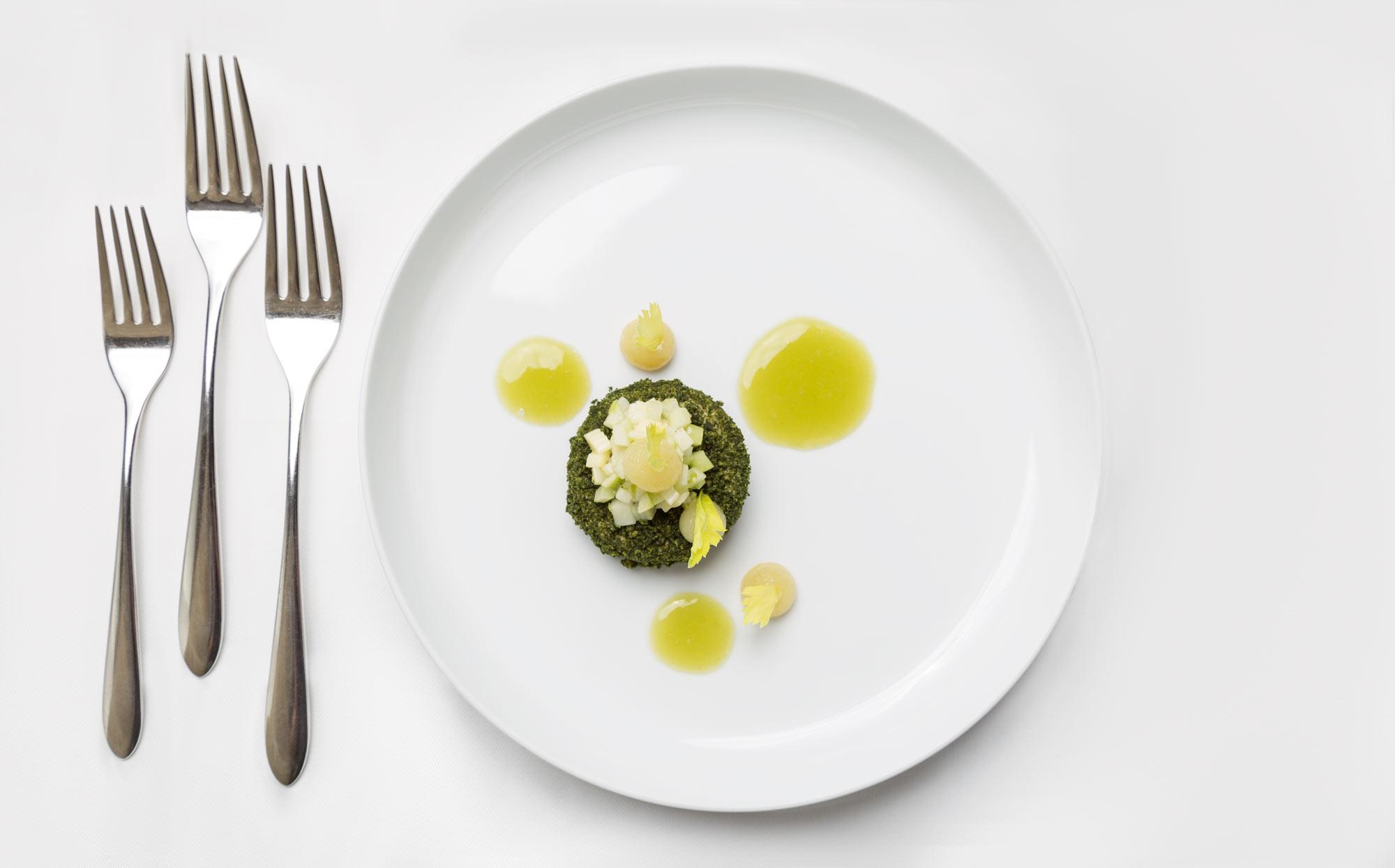 Fine Dining Fotografie von Food und Restaurant-Fotograf Adrian Kilchherr Schweiz Bern