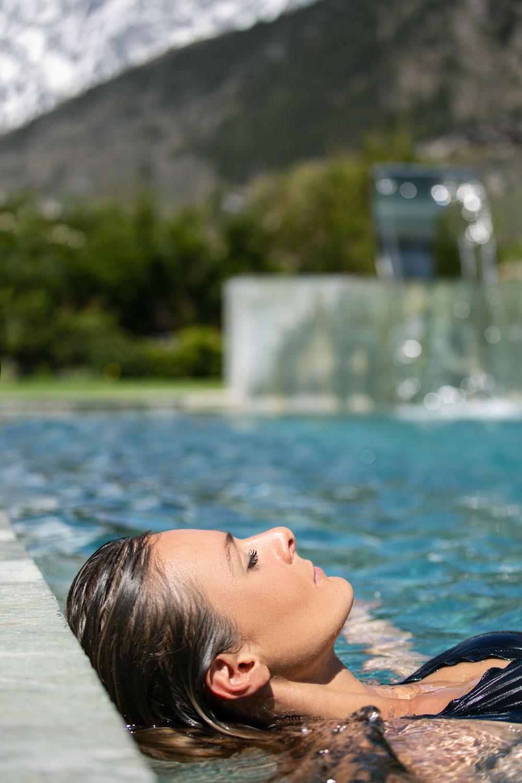 Spa Lifestyle - Fotografo dell'hotel Italia ; Adrian Kilchherr