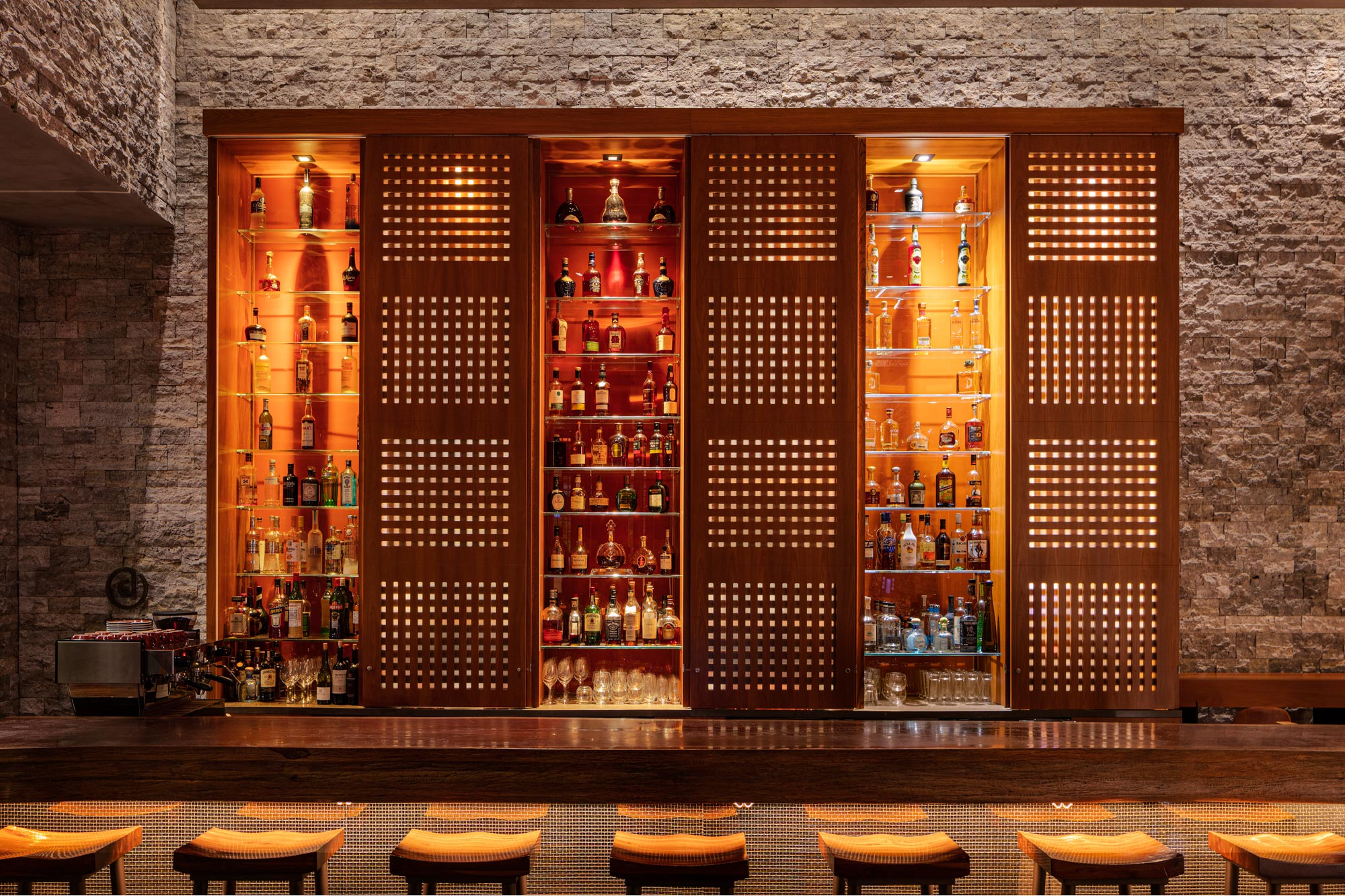 Hotel Bar Photography Miami Florida by Swiss Photographer Adrian Kilchherr, USA, Europe, Wordwide