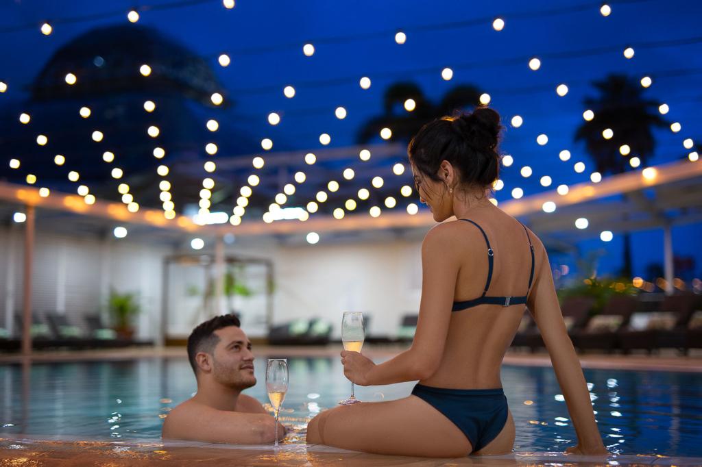 Hotel Lifestyle Pool Photography by Adrian Kilchherr Europe Australia