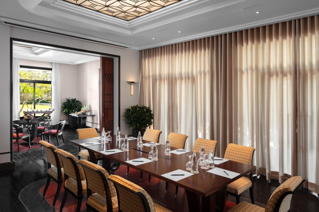 Hotel Meeting Rooms Photography by Adrian Kilchherr Asia Europe
