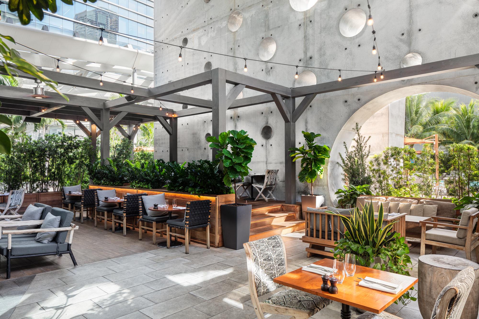 Hotel Restaurant Photography Miami Florida by Swiss Photographer Adrian Kilchherr, USA, Europe, Wordwide