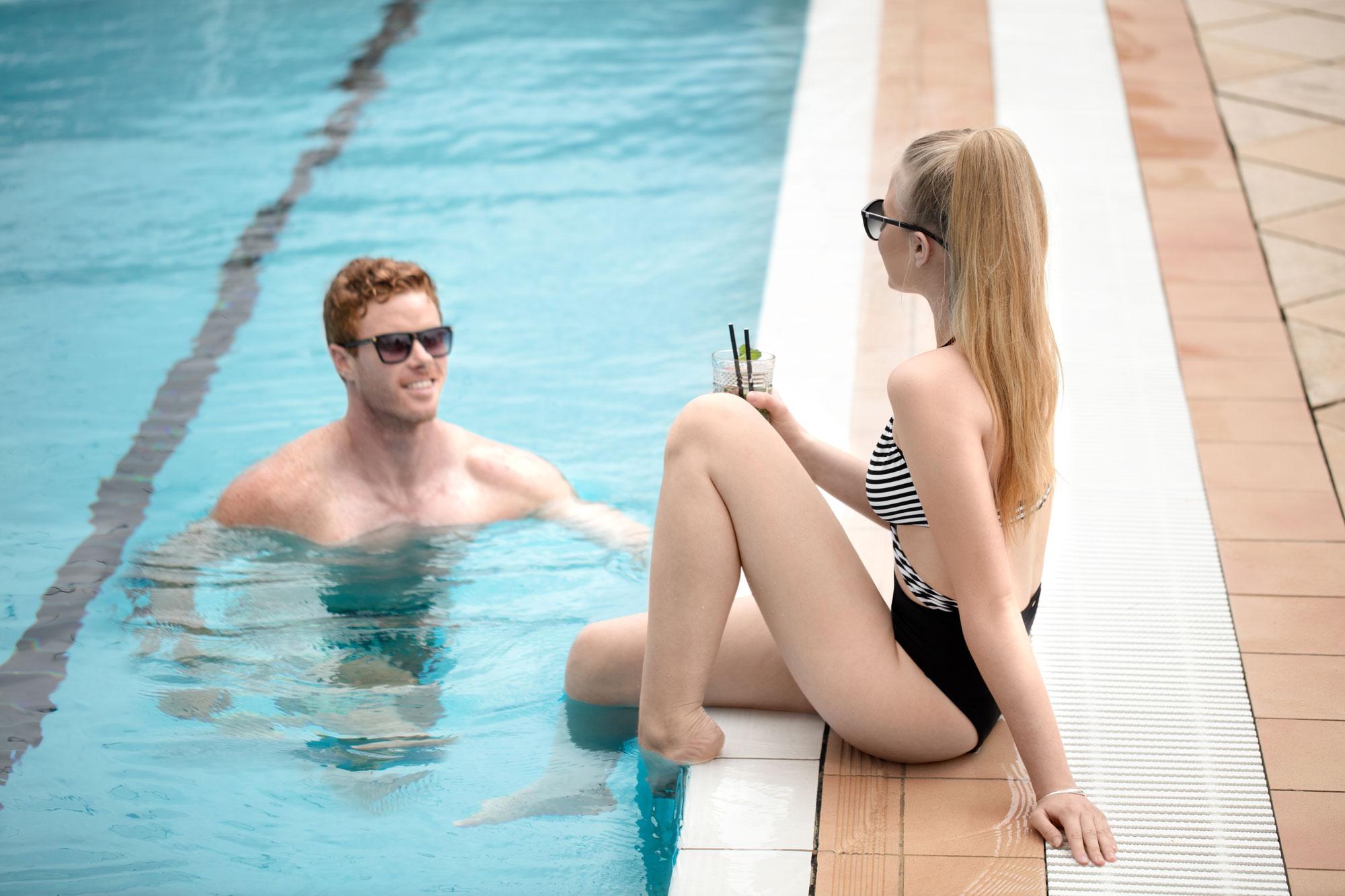 Hotel Summer Lifestyle photography by Adrian Kilchherr Australia Europe Worldwide