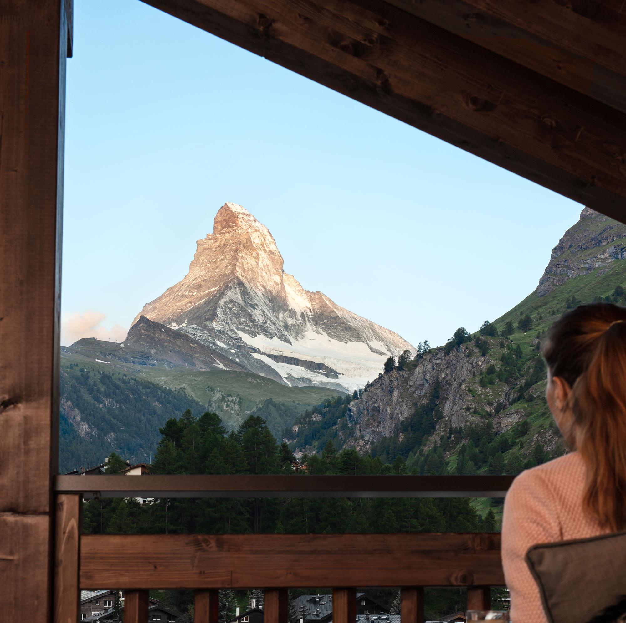 Hotel photography Switzerland Zermatt Lifestyle Adrian Kilchherr Worldwide