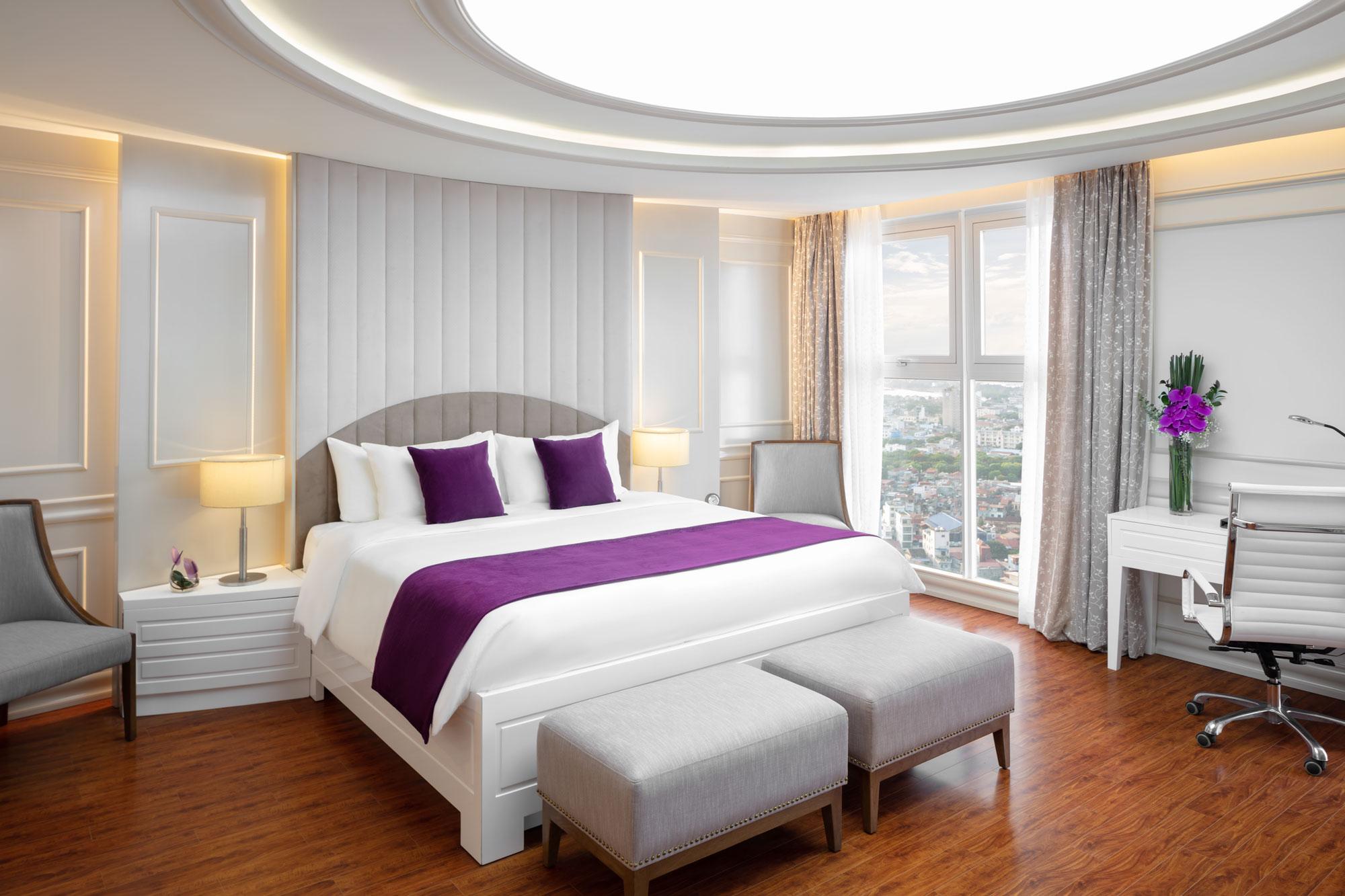 Hotelfotografie Luxus-suite von Adrian Kilchherr Schweiz Deutschland