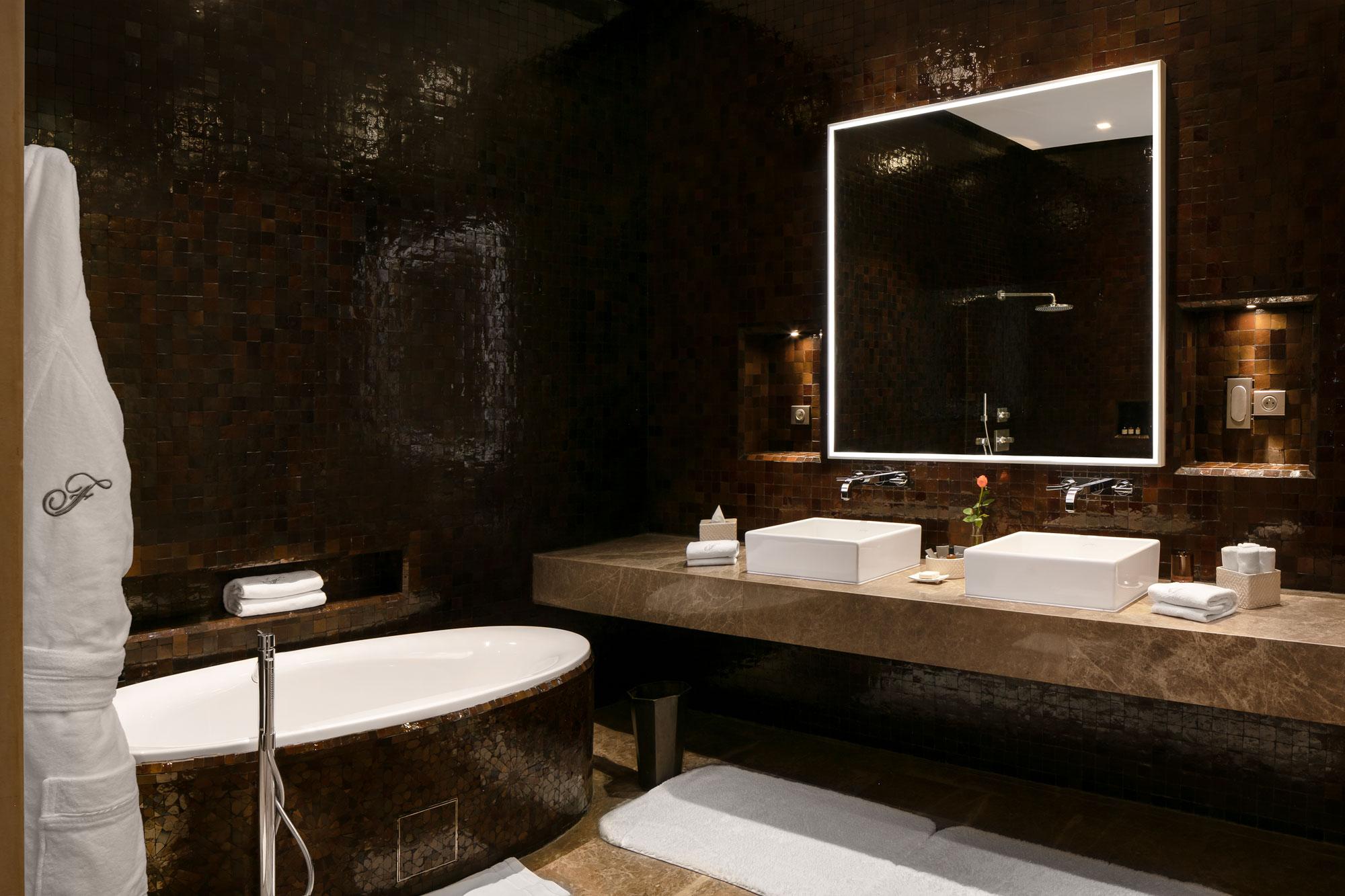 Hotelinnenfotografie von Adrian Kilchherr; Luxushotel- und Resortfotograf Schweiz Deutschland