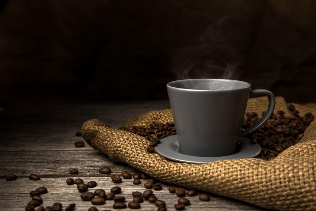Kaffee WerbeFotografie von Adrian Kilchherr,  Food-Fotograf Bern