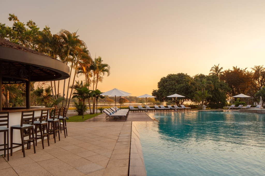 Luxury Hotel Pool Photography by Adrian Kilchherr Asia Europe Worldwide