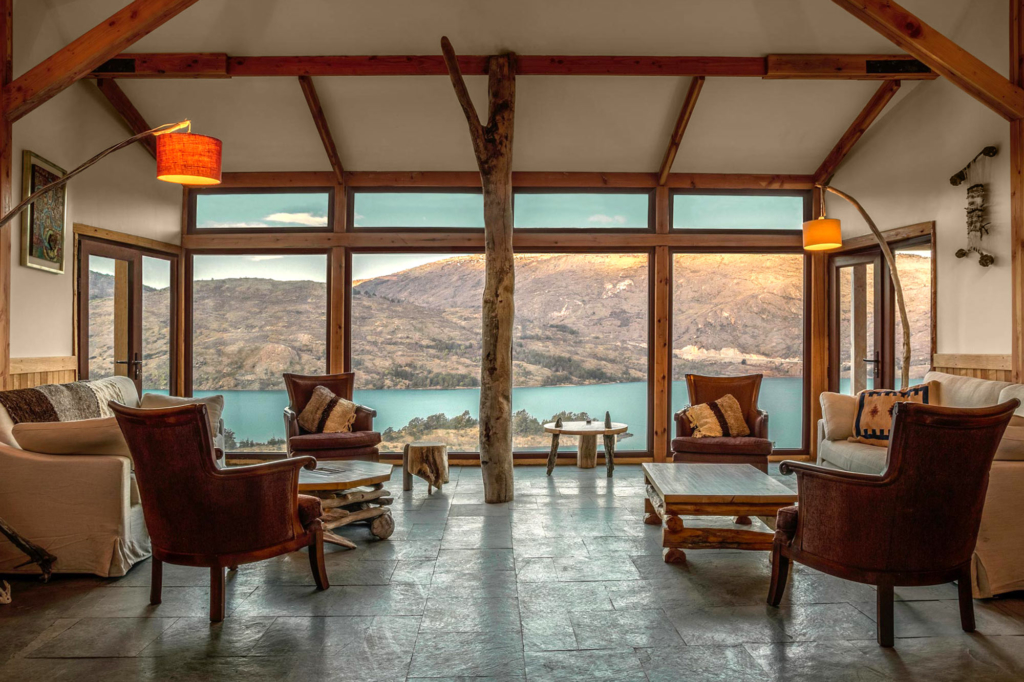 Luxury Lodge Photography by Adrian Kilchherr ; Hotel and Resort Photographer Chile