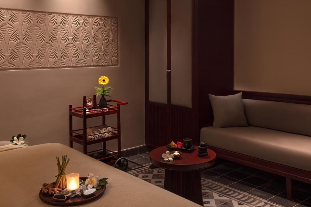 Massage Room Spa Hotel Photography by Adrian Kilchherr Vietnam Asia Europe