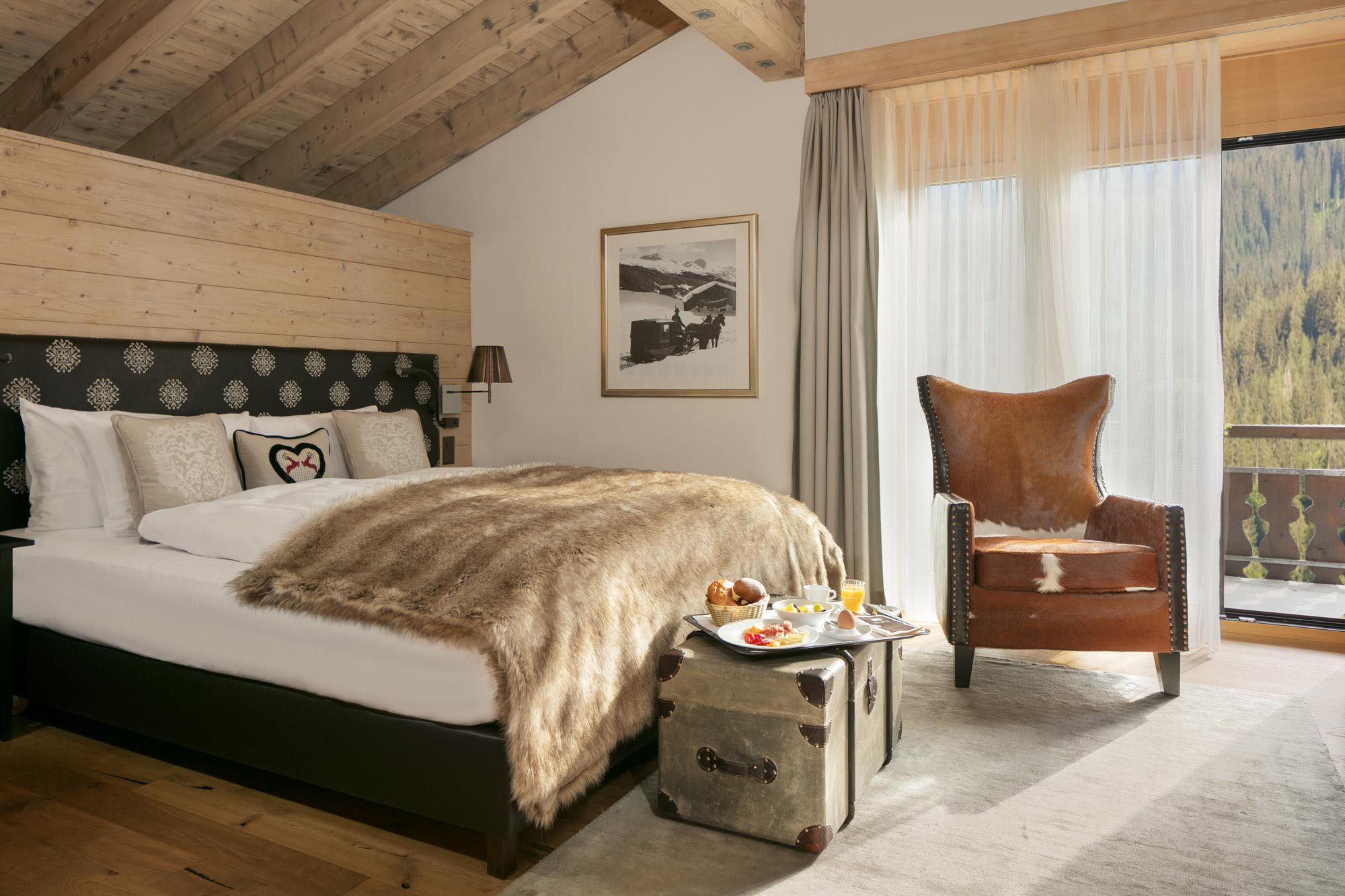 Piz Buin Klosters Hotelfotografie von Adrian Kilchherr -Hotelfotograf Schweiz Deutschland Weltweit