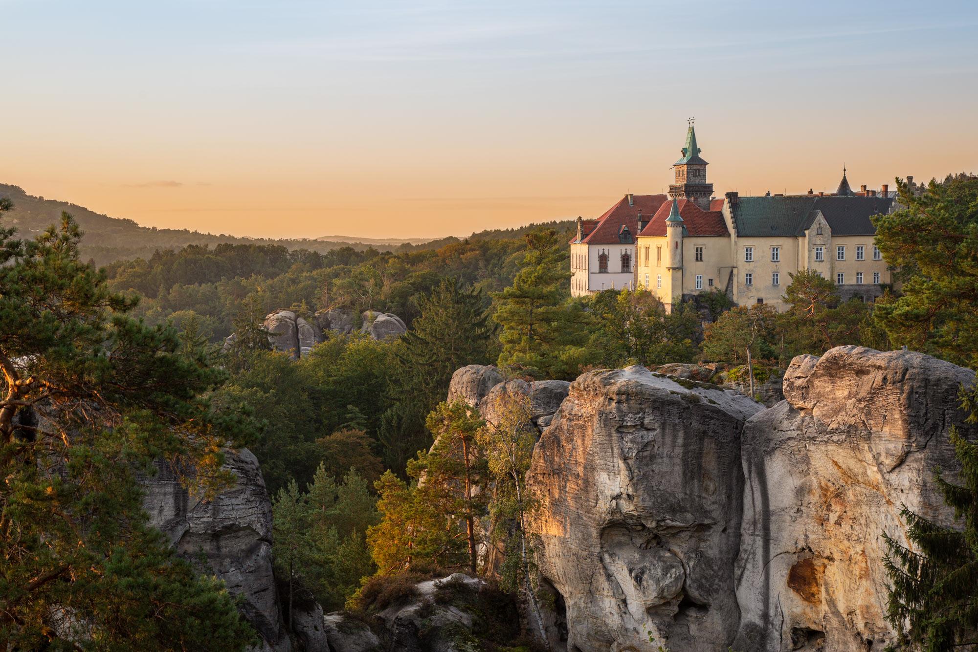 Unique Castle Hotel – Swiss Hotel Photographer shooting worldwideAdrian Kilchherr