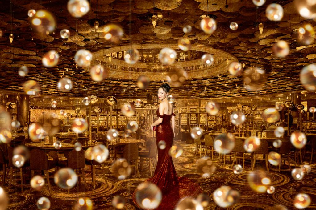 Werbefotografie Casino Kampagne von Adrian Kilchherr Schweiz Deutschland Europa