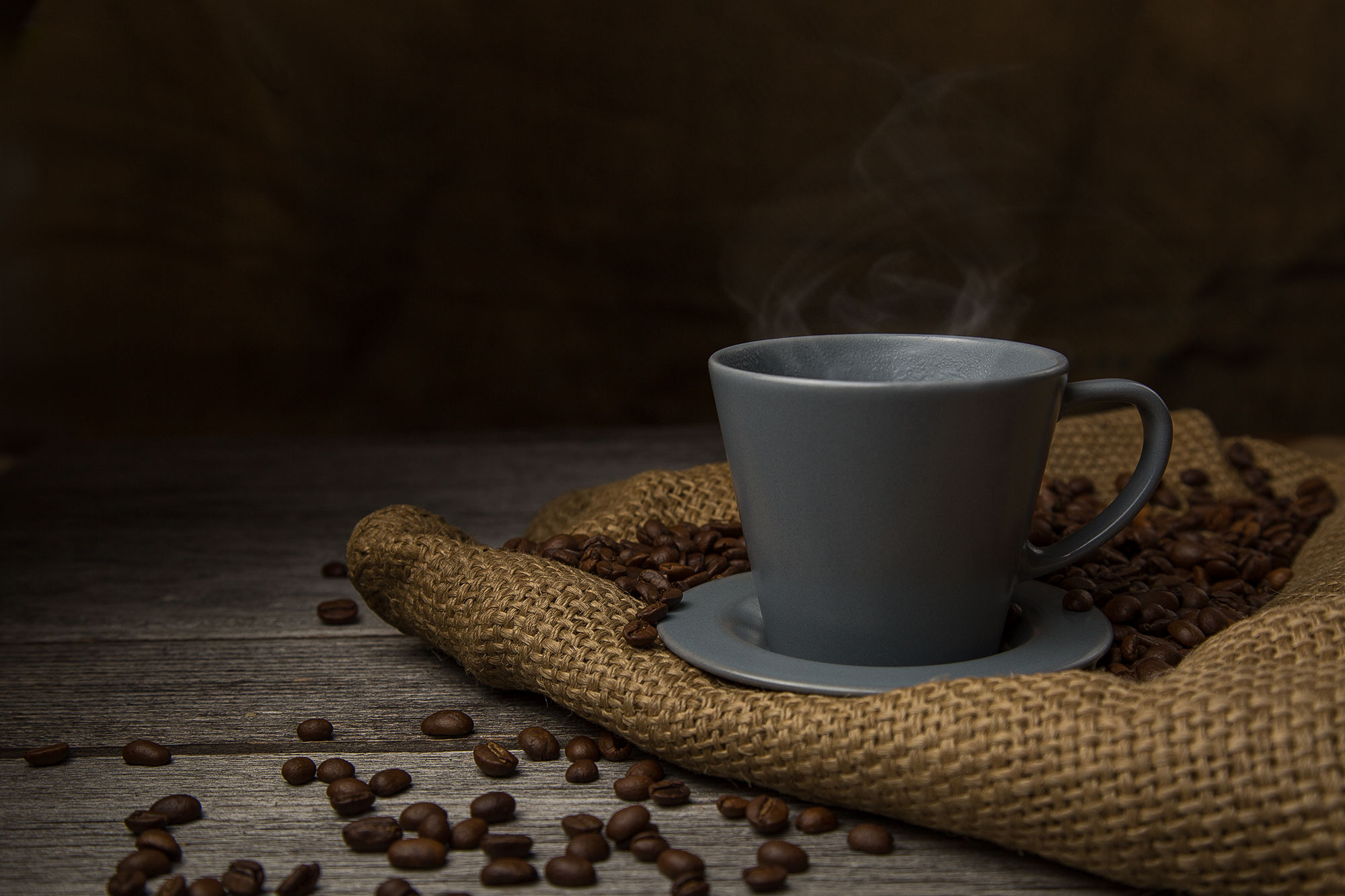 Coffee moody photography by Adrian Kilchherr; Food; Beverage Photographer