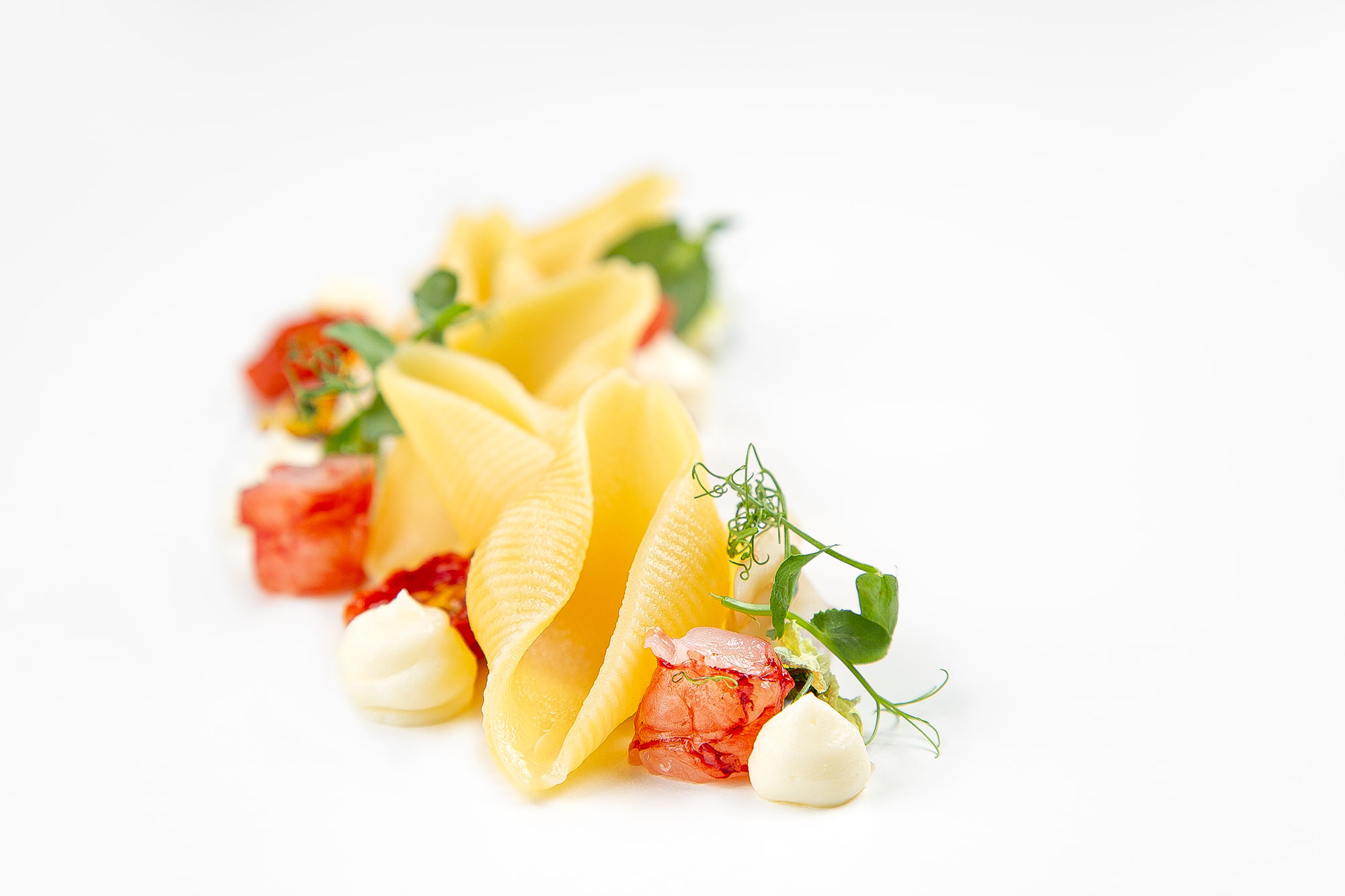 Fine dining Photography by Adrian Kilchherr; Professional Food Photographer