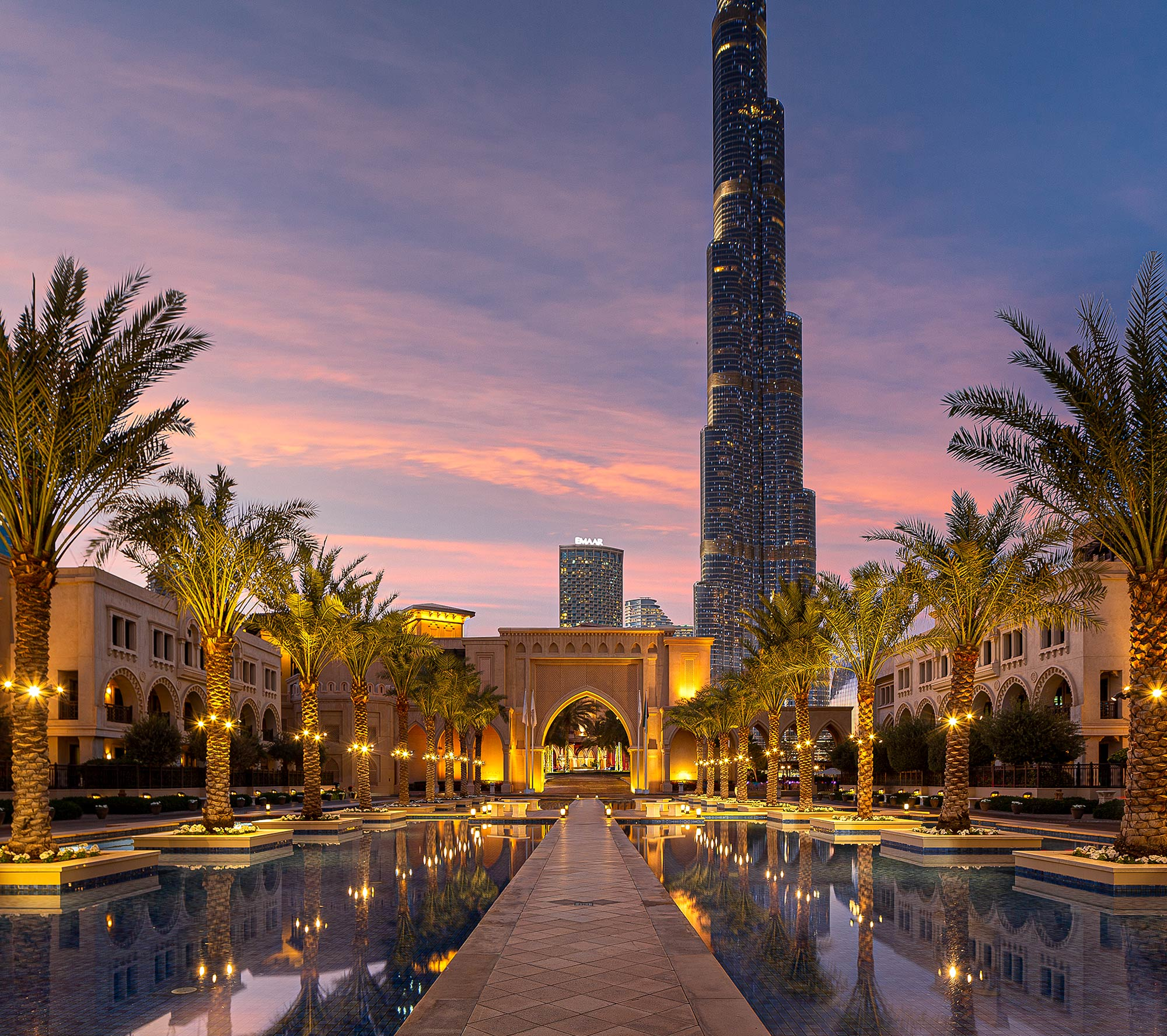 Hotel Photography Dubai by Adrian Kilchherr Photography Switzerland