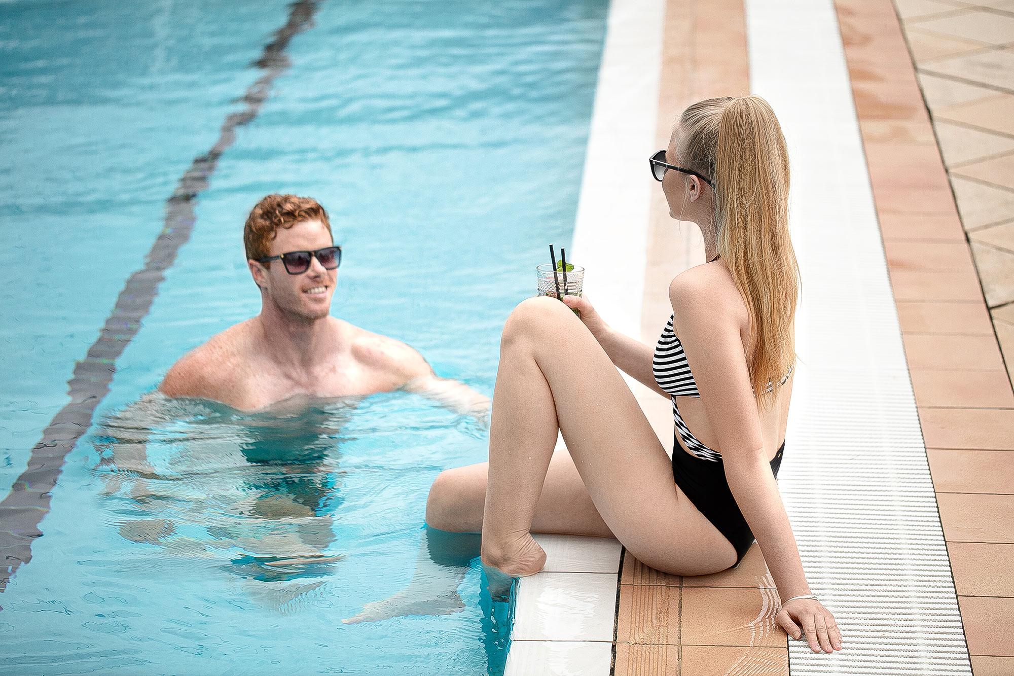Hotel Sommer Lifestyle Fotografie; Adrian Kilchherr Schweiz Deutschland Weltweit