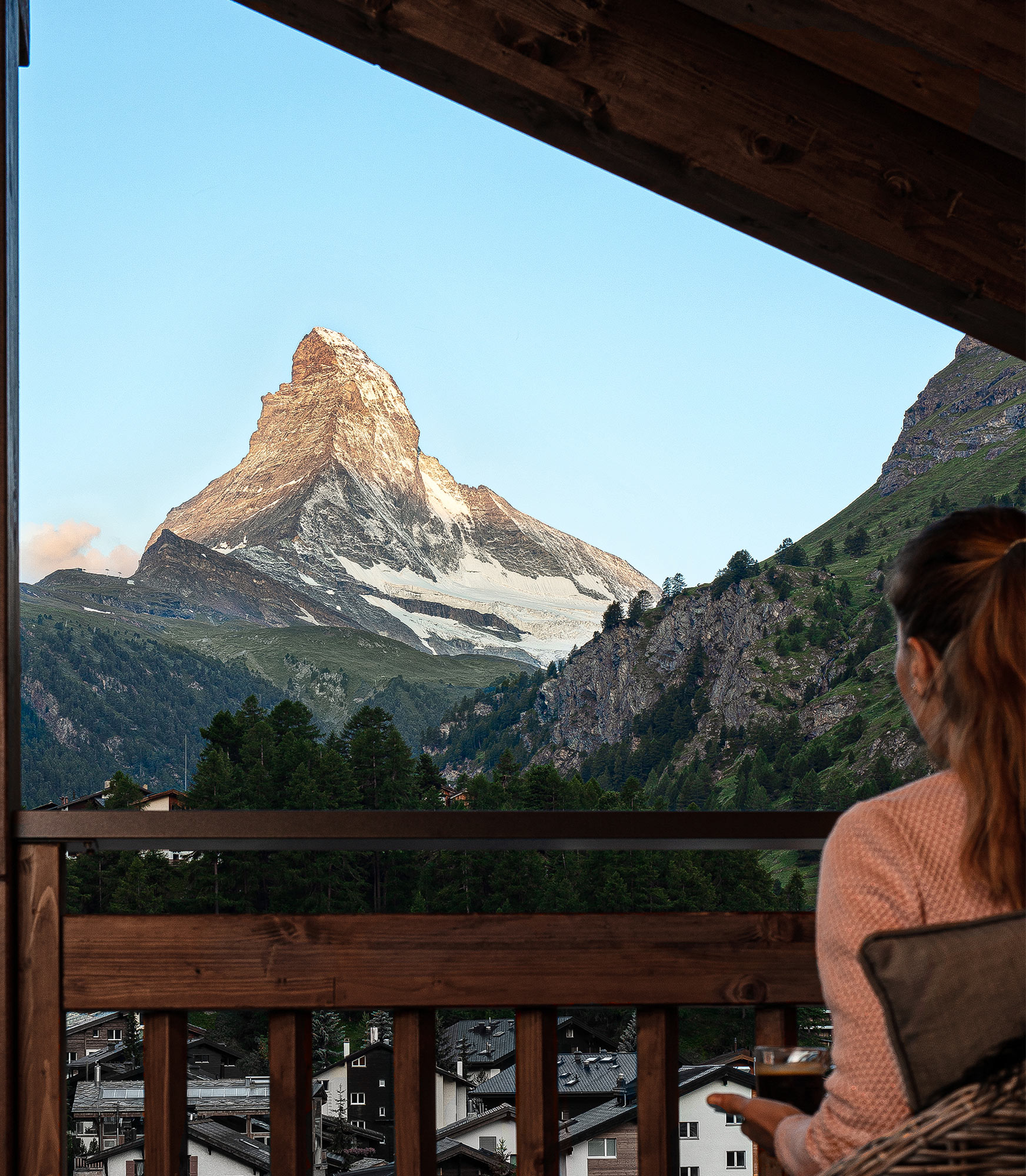 Hotel photography Switzerland Zermatt Lifestyle Adrian Kilchherr